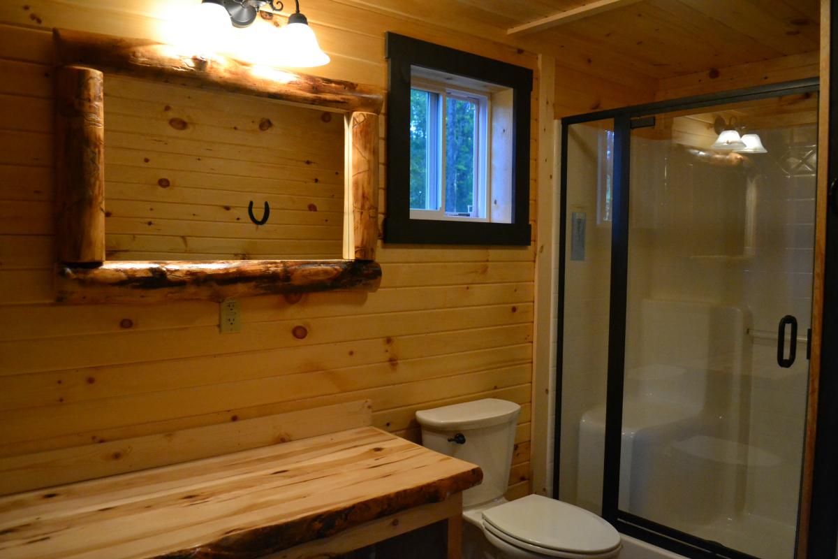 Treehouse Bath