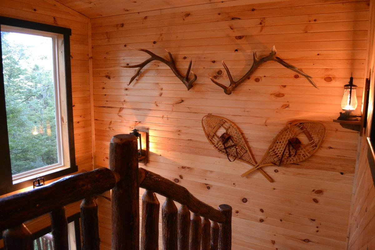 Treehouse Stairway